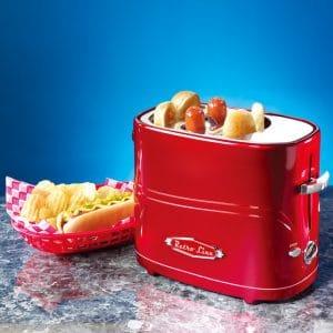 máquina de perritos calientes de calidad