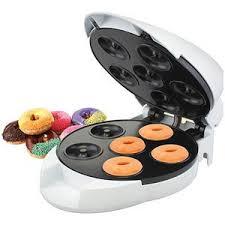 máquina de donuts compacta