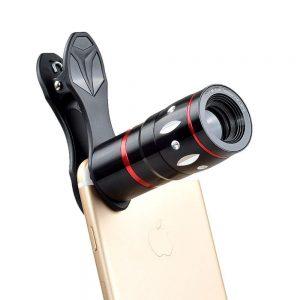 objetivo para móvil zoom óptico