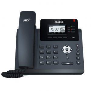 teléfono VoIP compacto