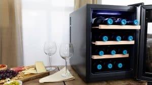 vinoteca eléctrica compacta
