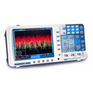 osciloscópio digital