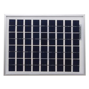 placa solar policristalino