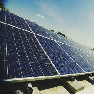 placa solar grande