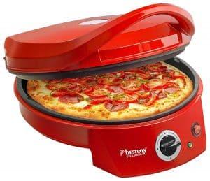 horno para pizza pequeño