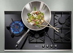 cocinar en placa de cocción