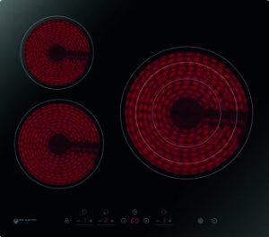 placa de cocción vitrocerámica