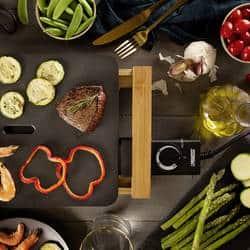plancha de cocina moderna