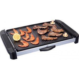 plancha de cocina con doble superficie