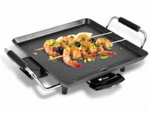 plancha de cocina cuadrada