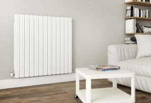 radiador eléctrico de pared amplio