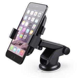 soporte de móvil para coche de pinza