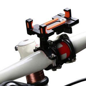 soporte de móvil para bici tipo pinza