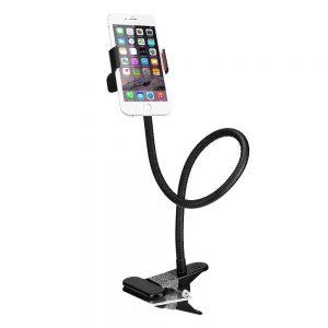 soporte para móvil de pinza