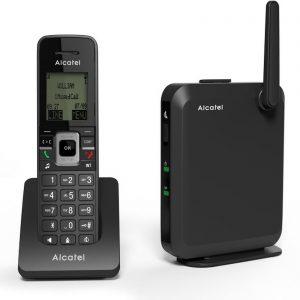 teléfono VoIP inalámbrico
