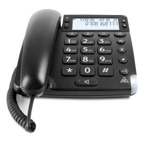 teléfono fijo grande