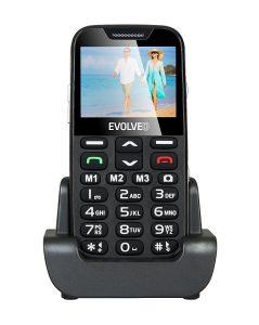 móvil para personas mayores compacta
