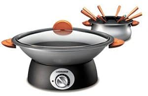 wok eléctrico moderna