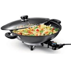wok eléctrico