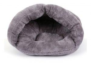 cama para gato con tapa