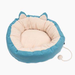 cama para gato con forma
