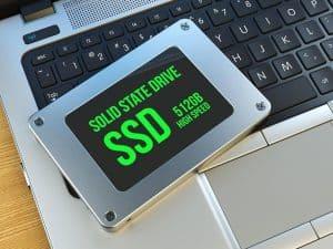 disco duro SSD compacto