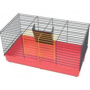 jaula para conejo clásica