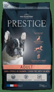 pienso para perros prestige