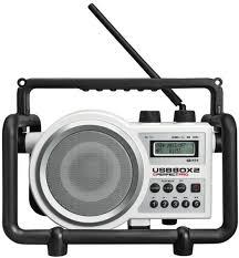 radio de obra muy pequeña