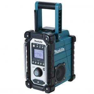 radio de obra makita