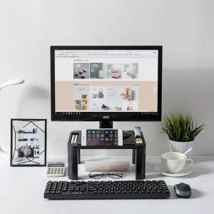 soporte para pantalla de ordenador pequeño