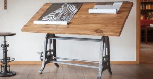 buena mesa de dibujo