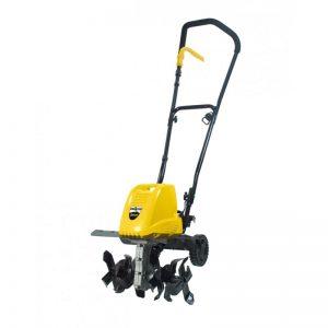 cultivador amarillo