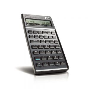 calculadora financiera compacta