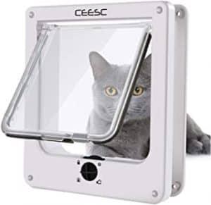 gato y gatera electrónica