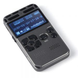 grabadora de voz plana
