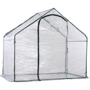 invernadero de jardín compacto