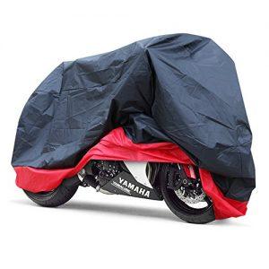 lona protectora para moto