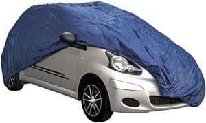lona protectora para coche