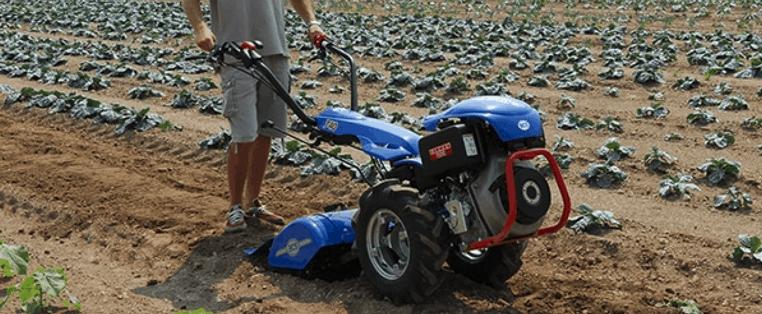 cultivador azul