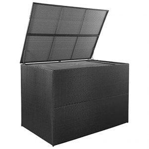 caja de almacenamiento exterior alta