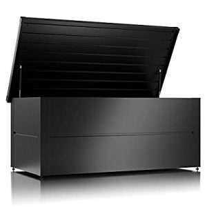 caja de almacenamiento exterior moderna