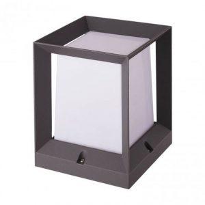 lámpara solar de sobremuro