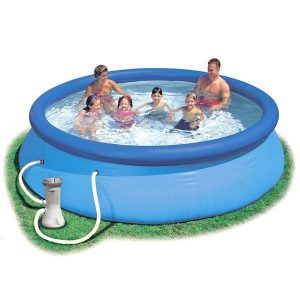 piscina hinchable grande