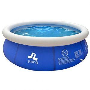 piscina hinchable redonda pequeña
