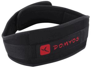 cinturón lumbar fitness