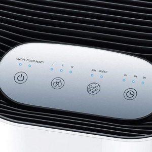 funciones de un purificador de aire