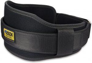 cinturón lumbar negro