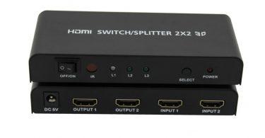 distribuidor HDMI