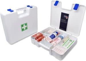 botiquín de primeros auxilios tipo maletín